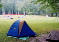 留辺蘂つつじ公園キャンプ場