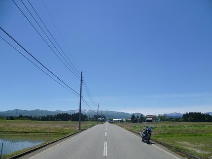 中魚沼広域農道