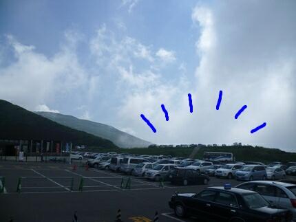 鉾立駐車場