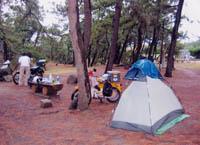 小舞子キャンプ場