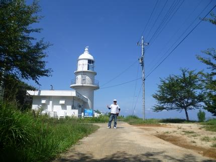 余部崎灯台