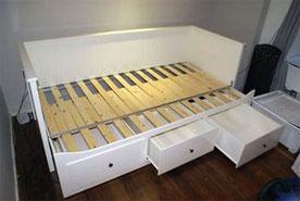 hemnes queen bed instructions