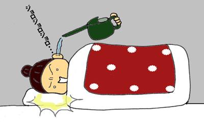 寝耳 に 水 意味 寝耳に水/ねみみにみず - 語源由来辞典