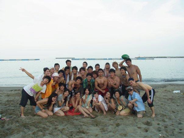 海合宿2011