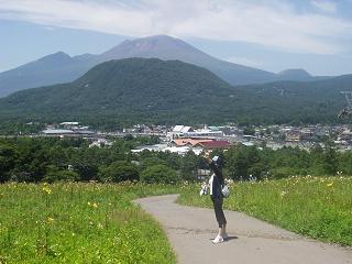 軽井沢ゆり園3