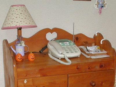 電話台up
