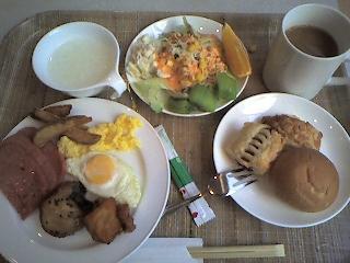 朝食071030