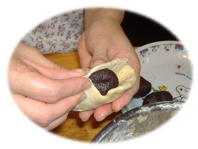 炭酸饅頭2