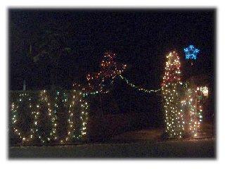 クリスマス近所1