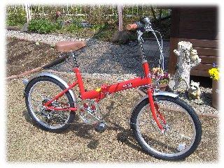 折りたたみ自転車3
