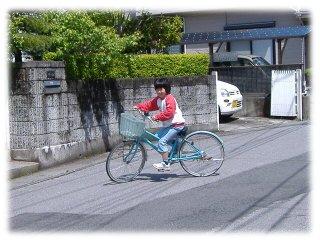自転車chi