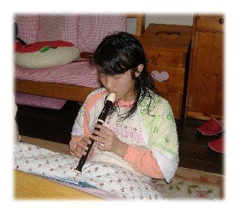 ひな祭り楽器担当