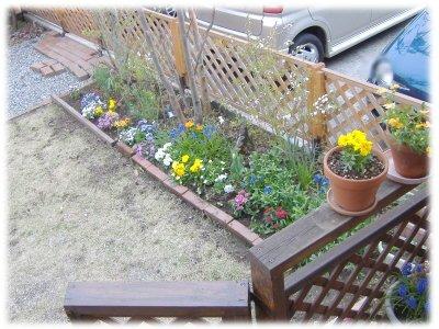 花壇2006春