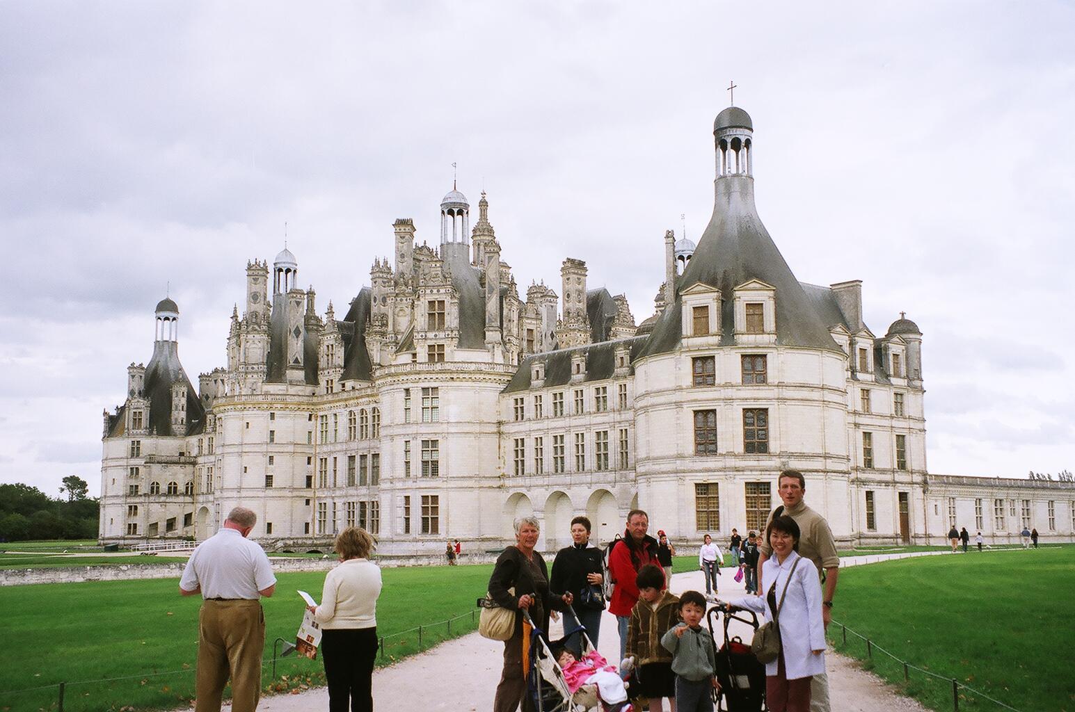 シャンボール城の画像 p1_16