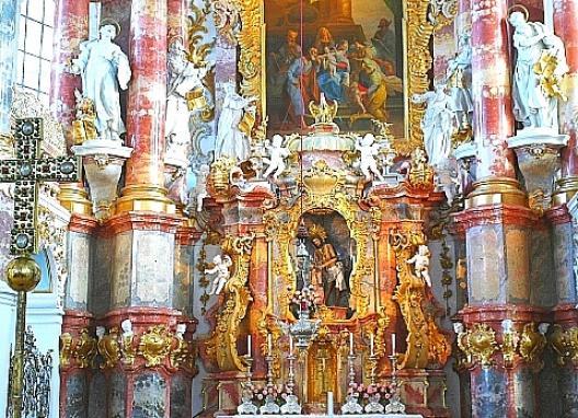 ヴィースの巡礼教会の画像 p1_29