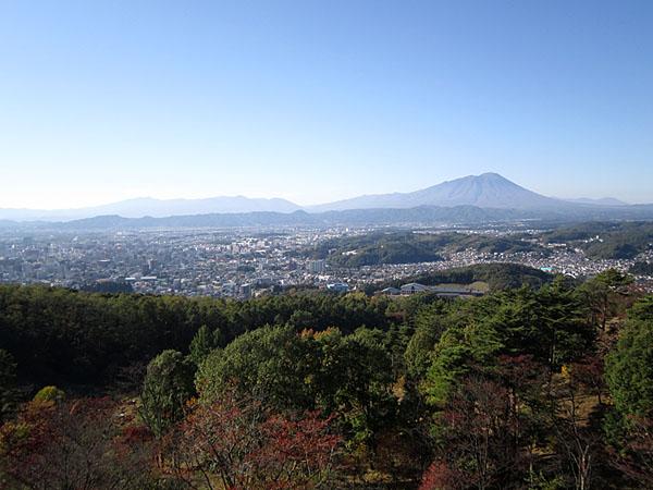2011/10/20の岩手山
