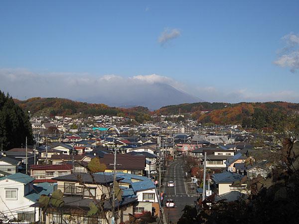 2011/11/15の岩手山