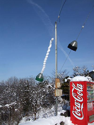 2011お正月 ジェシカの近所の風景