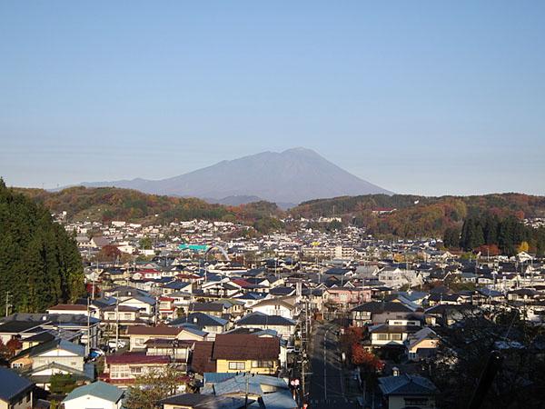 2011/11/11の岩手山