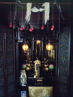 仏壇飾り2
