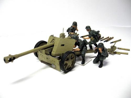 7.5cm ANTITANK GUN(PAK40/L46)...