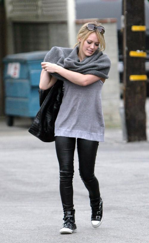 画像 : 海外セレ�... Hilary Duff