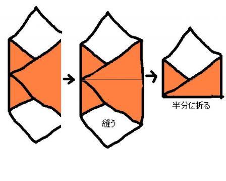 紙 折り紙 折り紙封筒の作り方 : plaza.rakuten.co.jp