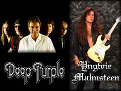 Deep Purple  Yngwie Malmsteen