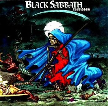 BLACK SABBATH 「FORBIDDEN」