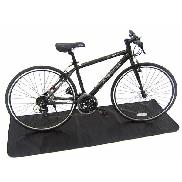 自転車を室内保管するには ...