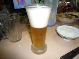 まるでビール