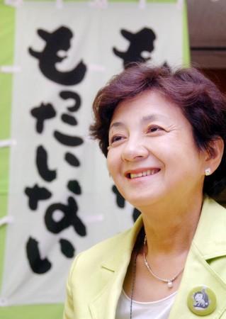 嘉田由紀子は面白いおばさん。 |...