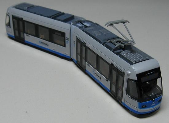 鉄道コレクション岡山電気軌道92...