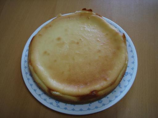 20080504 チーズケーキ