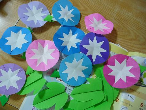 クリスマス 折り紙 朝顔 折り紙 : plaza.rakuten.co.jp