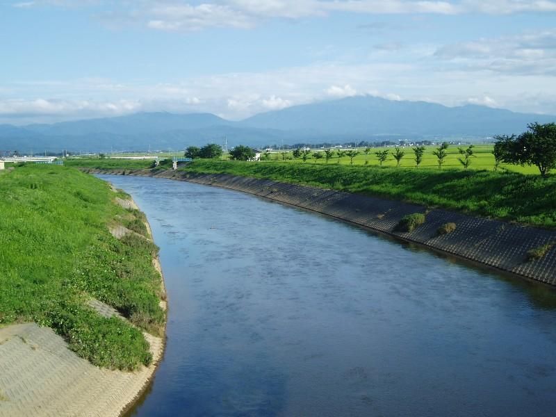 京田川 京田川と藤島川 | 出羽の国、エミシの国 ブログ - 楽天ブログ
