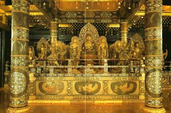 中尊寺金色堂 中尊寺金色堂は、国宝1号としても有名だ。 日本国内の世界遺産登録が増えている中、