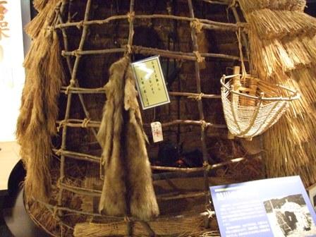 マタギの小屋