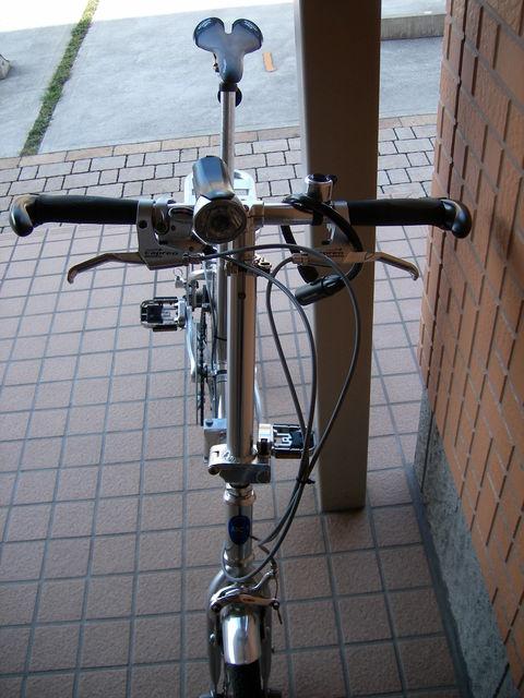 折りたたみ自転車 MC-1 を高速化 ...
