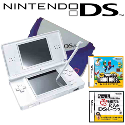 DS+専用ペン+ソフト2本