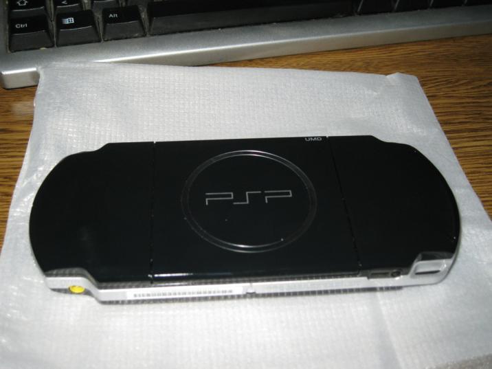 PSP-3000写真3