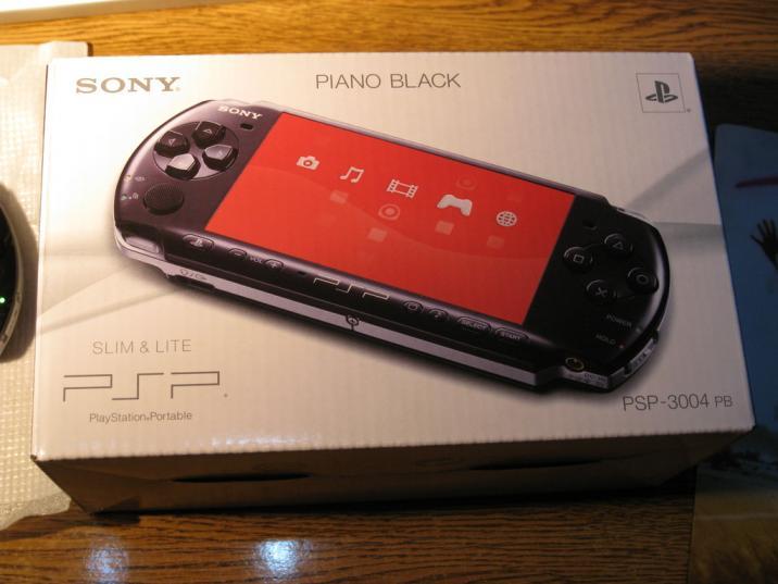PSP-3000写真4