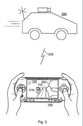 Sony's PSP Controlled Remote Car_1