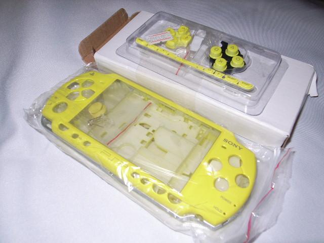 PSP-2000フェイス&バックプレート