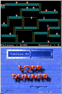 Lode Runner DS