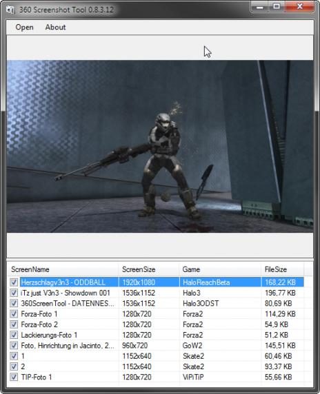 360 Screenshot Tool 0.8.3.12