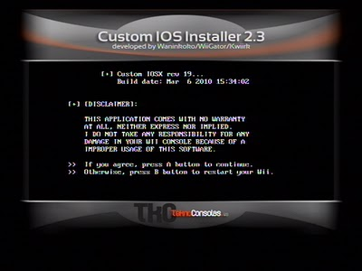 Custom IOSX rev 19
