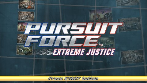 Pursuit Force- Extreme Justice2