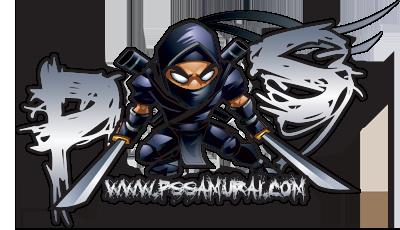 PS Samurai logo