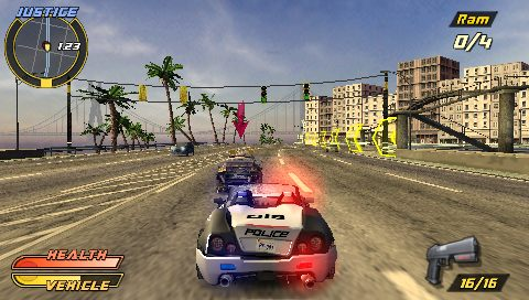 Pursuit Force- Extreme Justice8